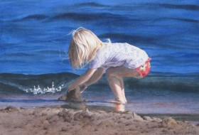 Sand Play - sold