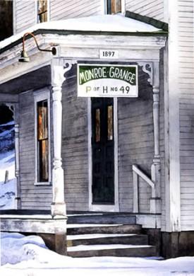 Monroe Grange