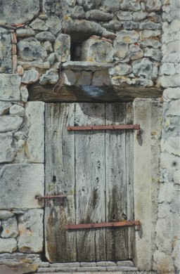 Weathered Stone - sold